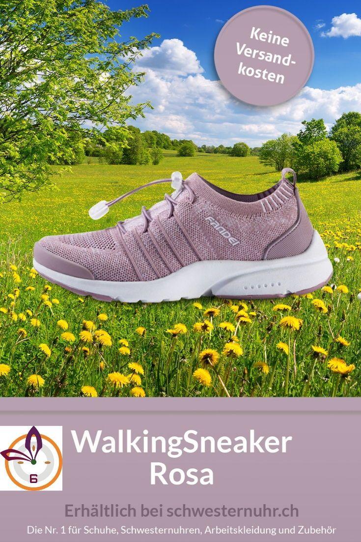 WalkingSneaker (mit Bildern) | Nordic walking, Turnschuhe