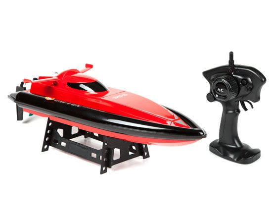 uni fun pro high speed 2 4ghz rtr electric rc boat rc. Black Bedroom Furniture Sets. Home Design Ideas