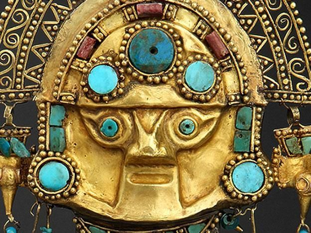 Pre-Inca art goes on display in Texas museum
