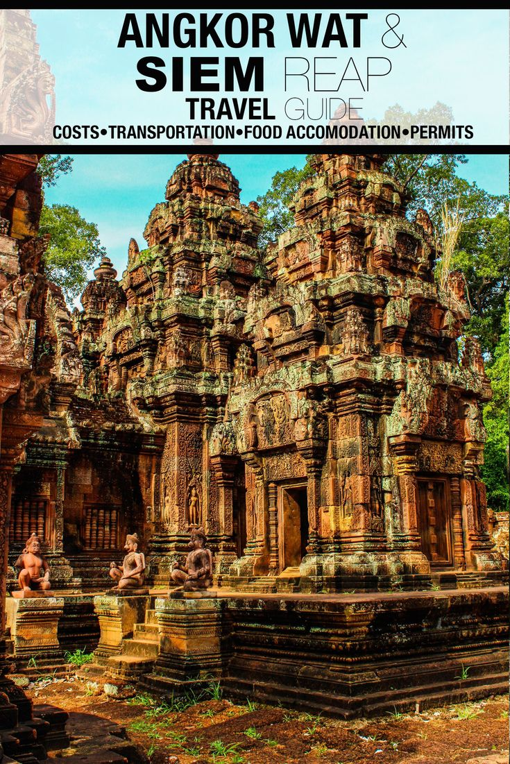 Make sure and add these temples to your Angkor Wat travels.