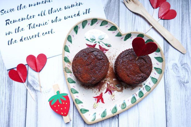 Muffin cacao & barbabietola