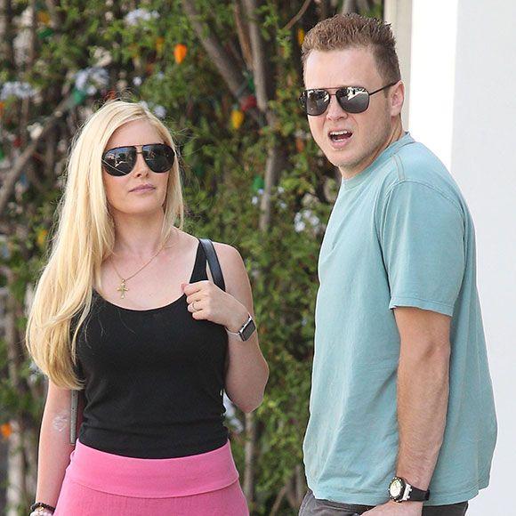 Pourquoi Spencer Pratt se promène avec une canne | HollywoodPQ.com