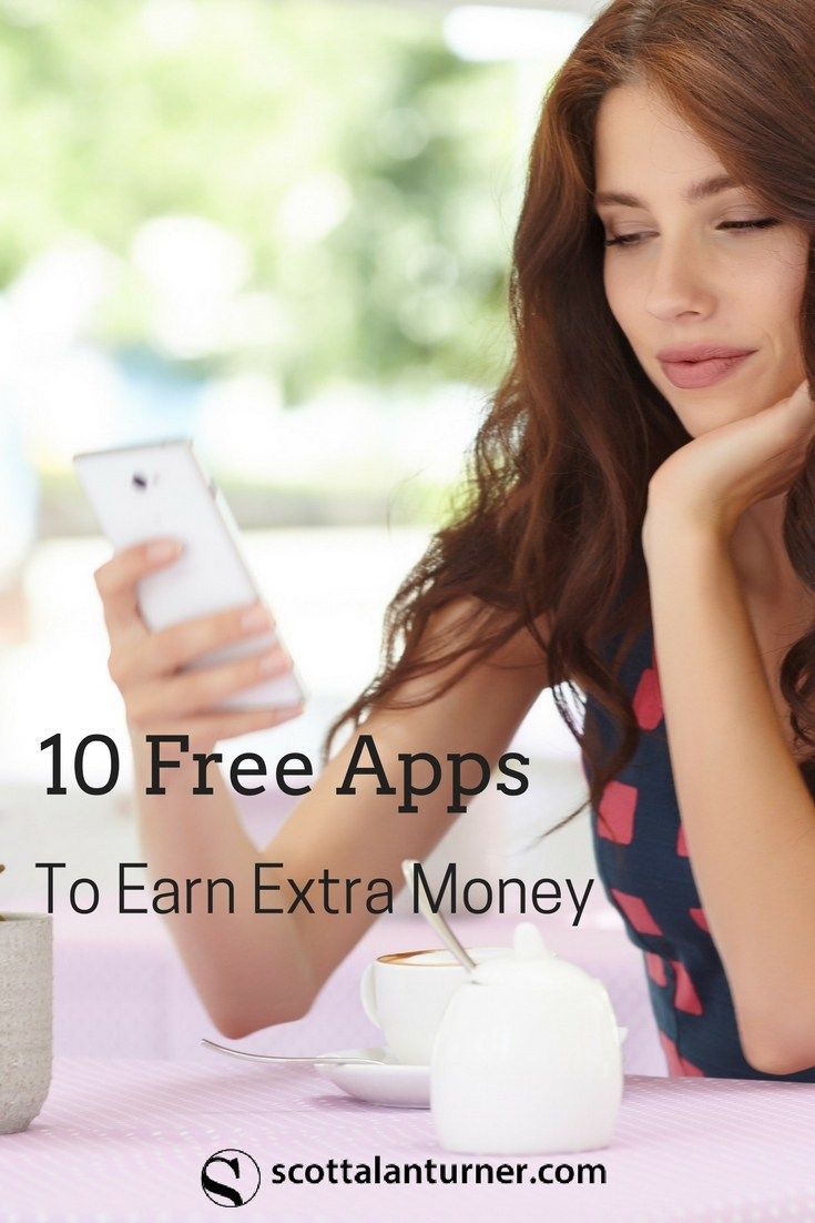 10 Free Mobile Apps That Earn You Extra Money Fast via @rockstarnation