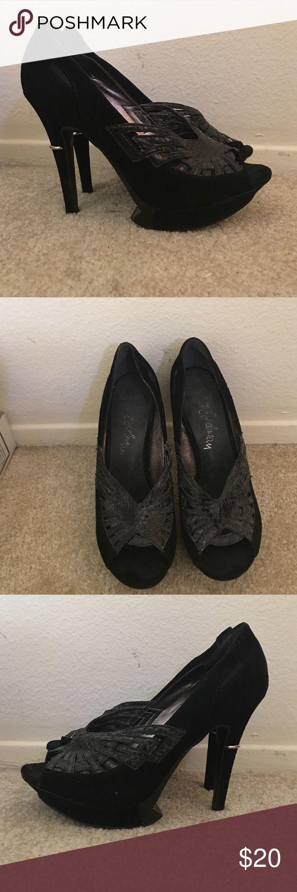 Sam Edelman Heels Sam Edelman Edgy Heels. Some wear Sam Edelman Shoes Heels