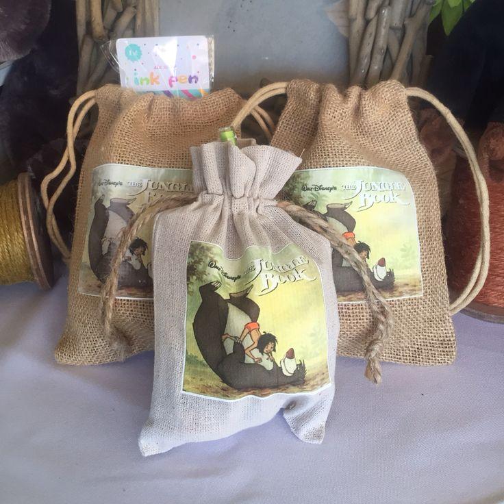 Jungle Book Goodie Bags Https://www.facebook.com
