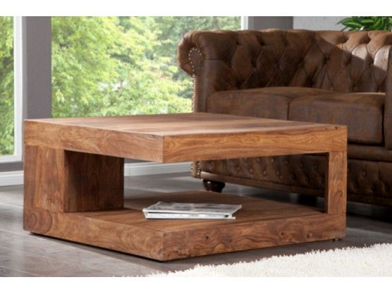 1000 id es sur le th me table basse bois massif sur pinterest table basse b - Table basse grand format ...