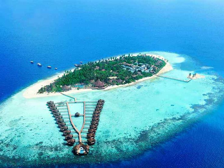 Robinson Club Maldives - Maldives Hotels