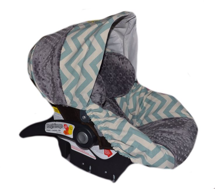 How To Make Infant Car Seat Slip Covers