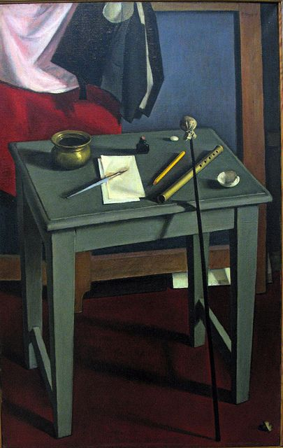"""The Table"" (1947) - Yannis Moralis"