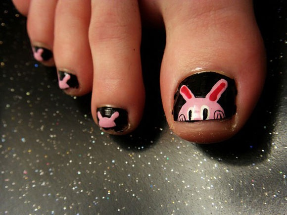 15 best design nails and toes images on pinterest nail designs looking for some ideas for toe nail art designs we give you the best selection of ideas and inspiration for your toe nail art patterns and decorations prinsesfo Image collections