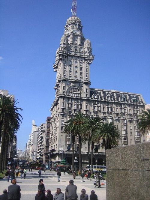 Uruguay. Random country, but still seems like it'd be amazing.