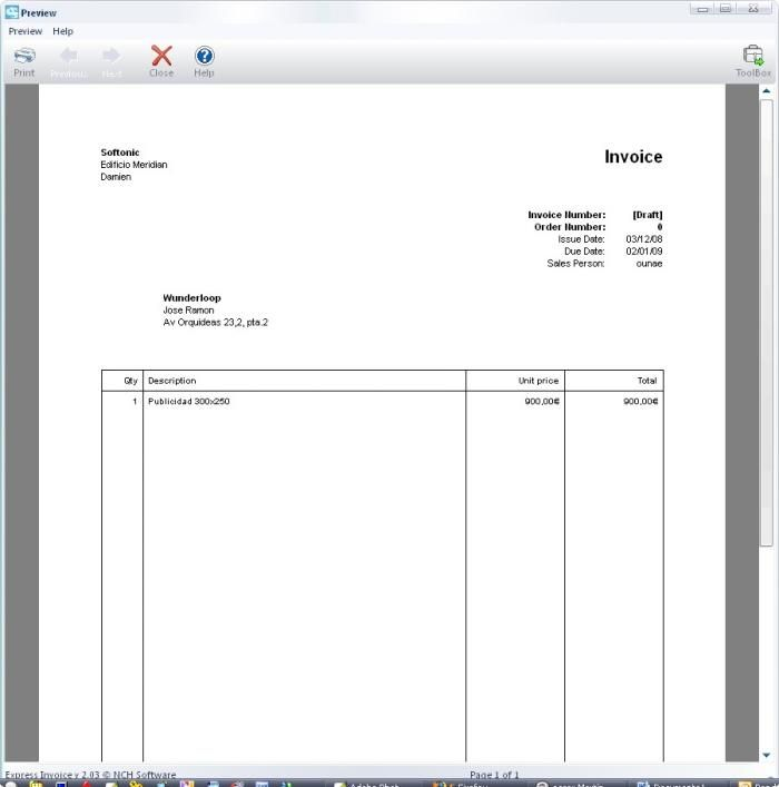 25+ ide terbaik Invoice maker di Pinterest - invoice making software