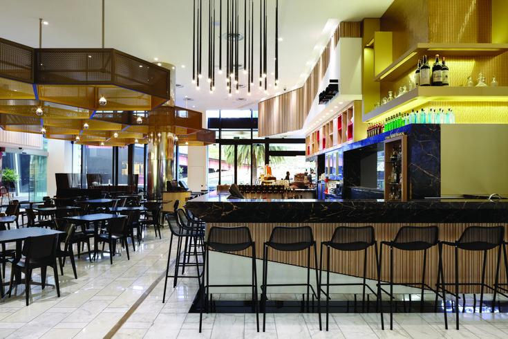 Cafe Baci - Red Design Group