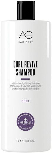 AG Hair Curl Revive Sulfate-Free Hydrating Shampoo 33.8oz