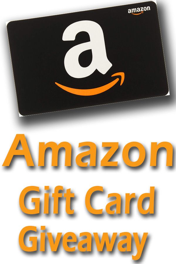 Amazon Gift Card Giveaway How To Use Amazon Gift Card Gift Card Giveaway Amazon Gifts Amazon Gift Cards