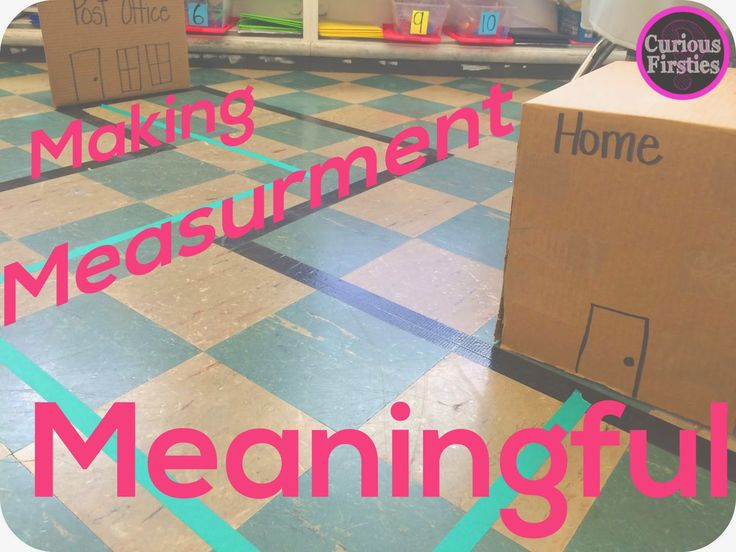 Making Measurement Meaningfulby Curious Firsties