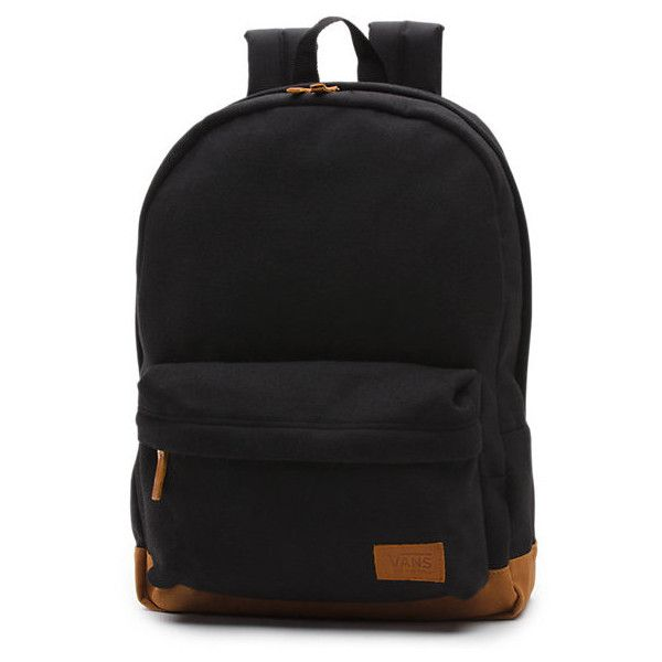 Deana Iii Backpack ($45) ❤ liked on Polyvore featuring bags, backpacks, backpack, boy, black wool, black bag, zipper bag, zip bags, strap bag and padded bag