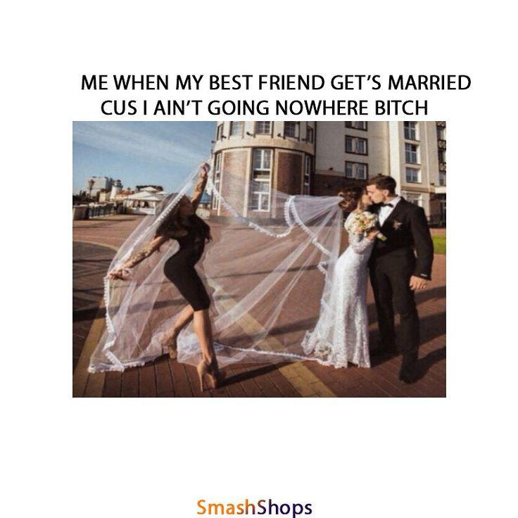 tag ur friend that gets married let her know!   #girljokes #bestjokes #smashshops #collegehumor