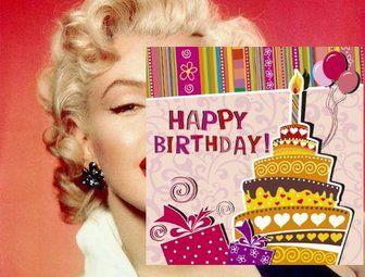 Ejemplo: Sticker per congratularmi con un compleanno con limmagine di una torta a una festa che è possibile incorporare nelle tue foto. Con il testo BUON COMPLEANNO, una torta con una candela e ornamenti disegnato compleanno.