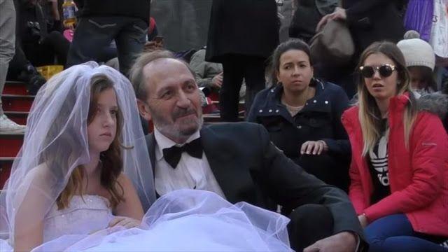 Entre 2000 y 2010 se casaron en Estados Unidos en torno a 250.000 personas de menos de 16 años, según un reportaje de la televisión británica 'Channel 4 News'.