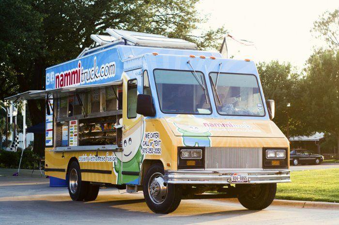 #65 Nammi Truck, Dallas from 101 Best Food Trucks in America 2015