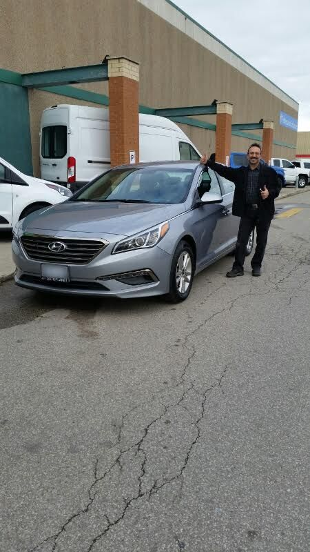Congratulations to Laboni with his purchase of a 2016 Hyundai Sonata GL @autopdirect! . #autopdirect #autoplanetdirect #usedcars #happy #performanceautogroup #Brampton #hyundai #canada #ontario #fall2016 #autoplanet