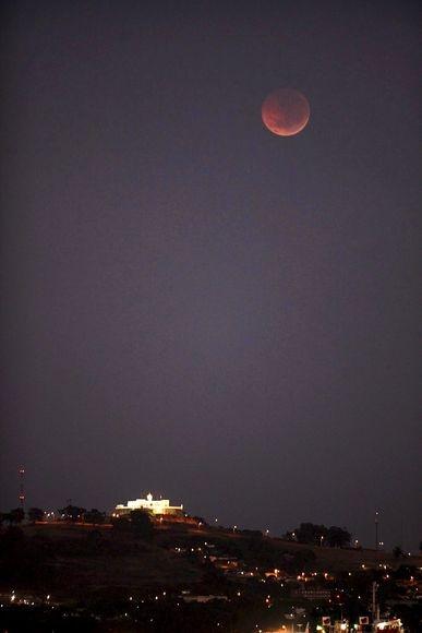 L Ultima Eclissi Lunare Eclissi Lunare Luna Foto
