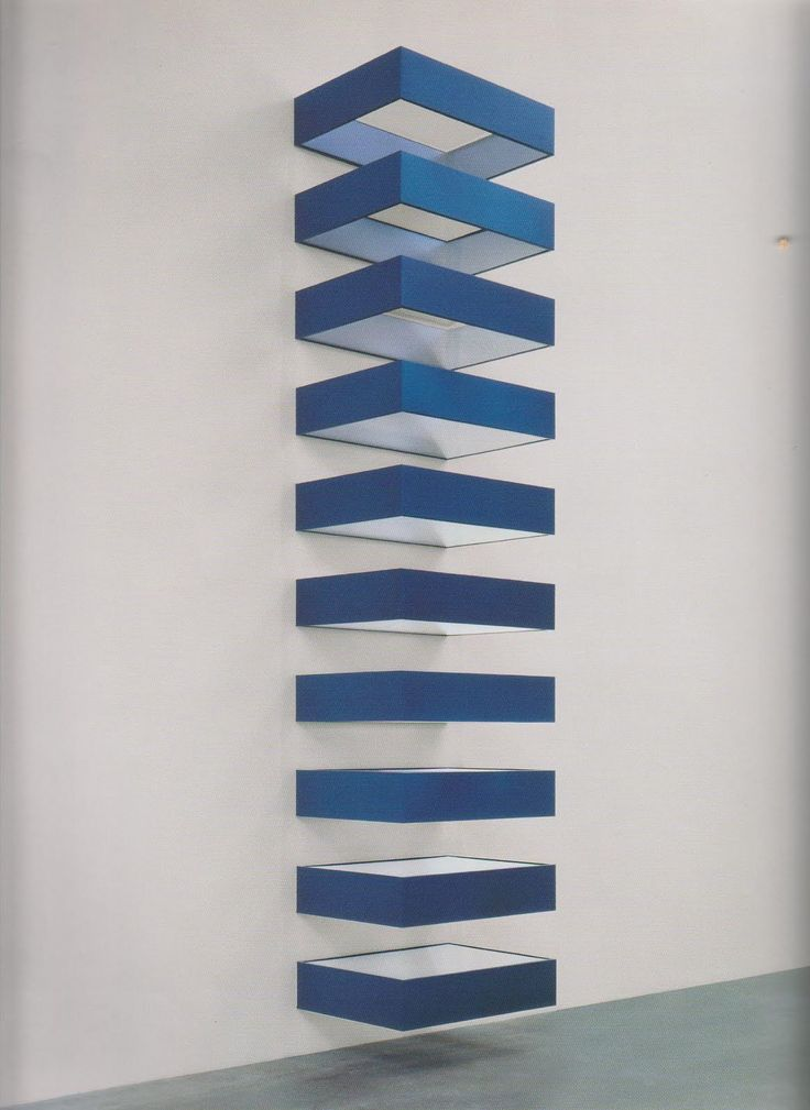 17 best images about donald judd on pinterest for Minimal art judd