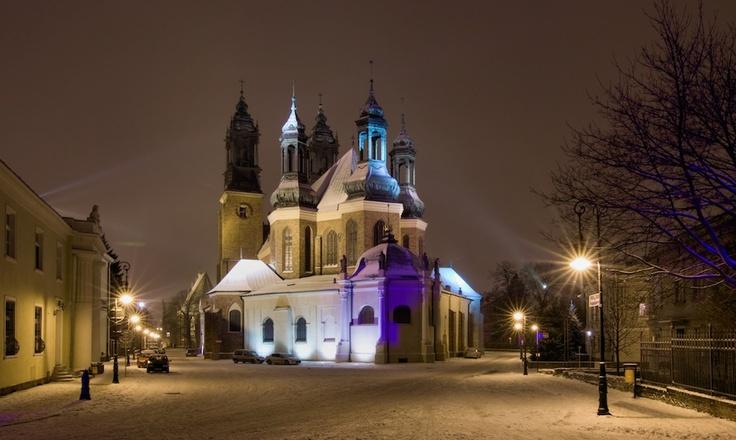 Poznan Poland, Katedra [fot.Radosław Maciejewski]