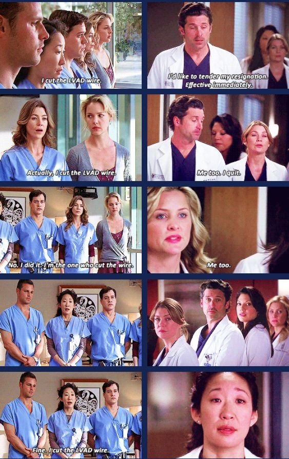 The new M.A.G.I.C in Greys Anatomy