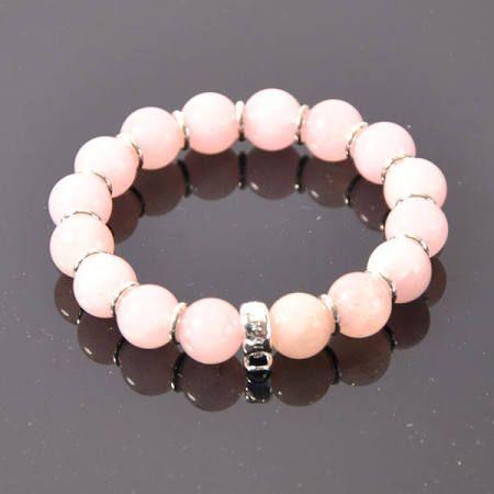alley express rose quartz bracelet - Google Search