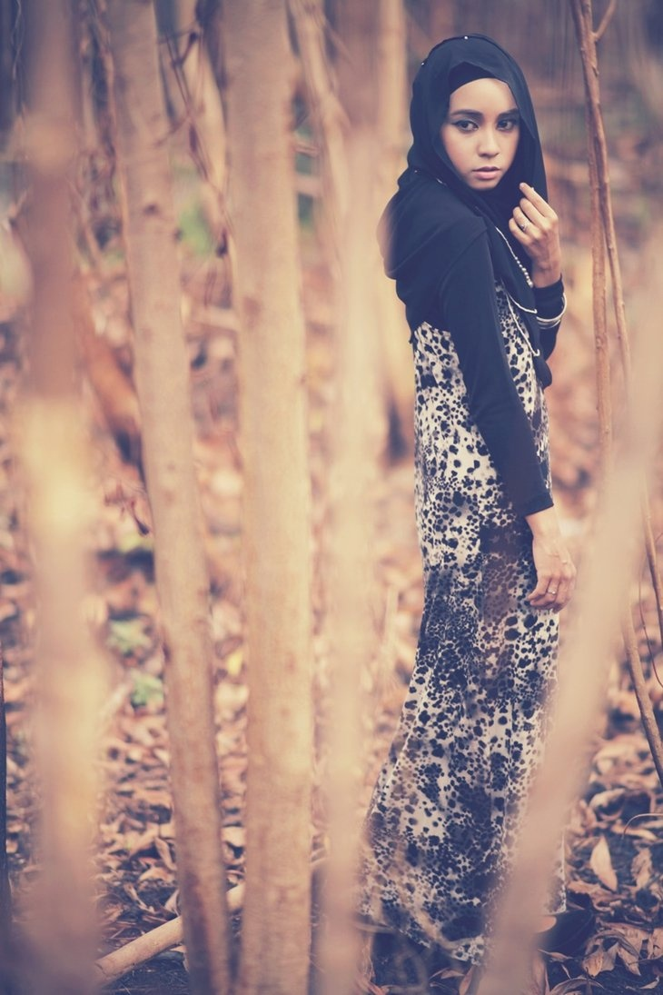 Hijab fotografi