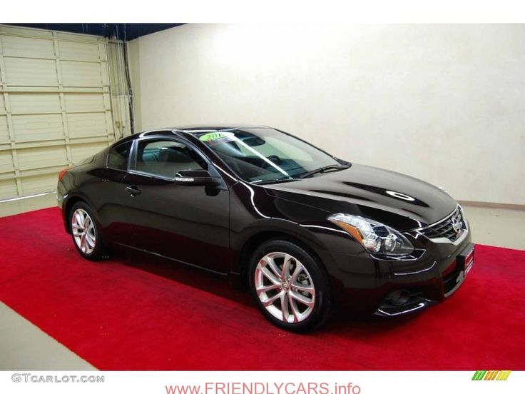 awesome white nissan altima coupe car images hd Nissan Altima Coupe 2013 Black AutoRentic dot Net