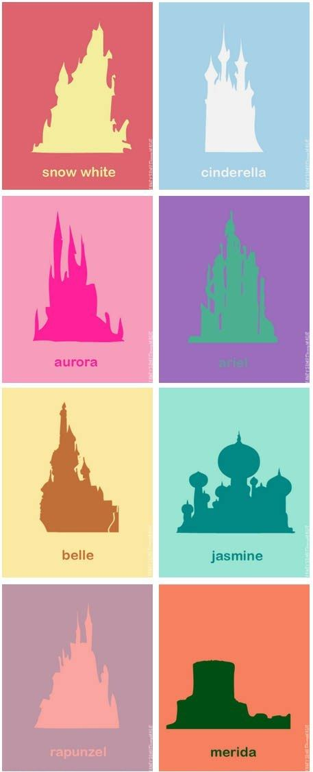 Princess castles