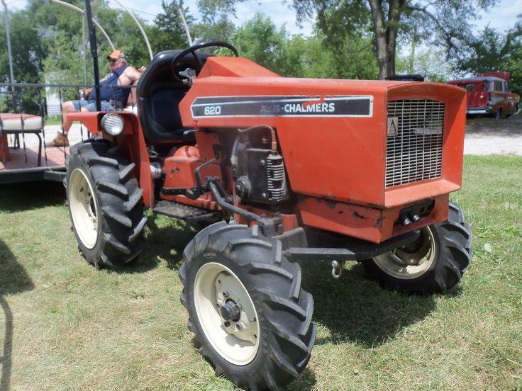 Allis Chalmers 620 Garden Tractor Allis Chalmers