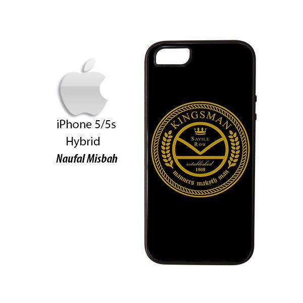 Kingsman The Tailors Logo iPhone 5/5s HYBRID Case Cover