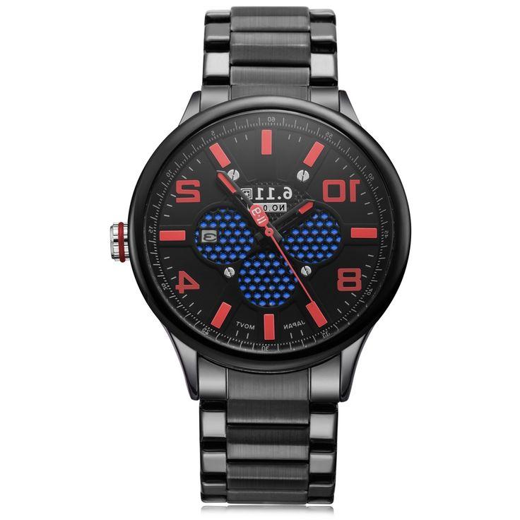 26.40$  Watch now - https://alitems.com/g/1e8d114494b01f4c715516525dc3e8/?i=5&ulp=https%3A%2F%2Fwww.aliexpress.com%2Fitem%2F6-11-NO-008-Men-Photovoltaic-Energy-Quartz-Watch-Mineral-Reinforced-Glass-Calendar-Wristwatch%2F32715557420.html - 6.11 NO - 008 Men  Photovoltaic Energy Quartz Watch Mineral Reinforced Glass Calendar Wristwatch 26.40$