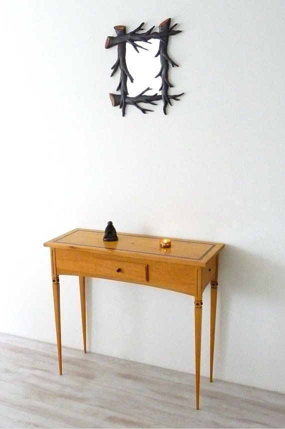 A sculptural four Branch like interlocking and by funkymirrors, $110.00
