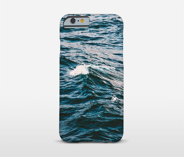Ocean Phone Case, Water Texture, Blue Sea, Photo Phone Case, Slim Phone Cases, Tough Case, iPhone Covers, Samsung Cover by Macrografiks on Etsy