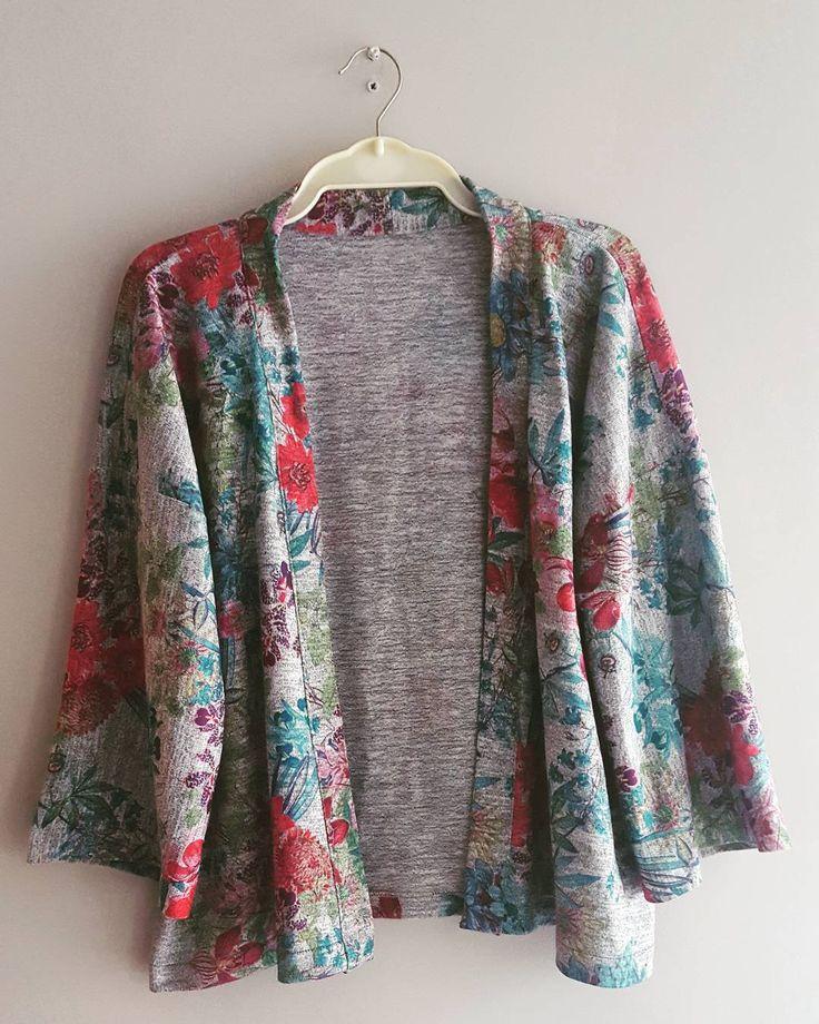 21 best Kimono Jacket Sewing Pattern images on Pinterest | Kimono ...
