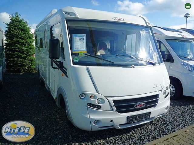 Stunning Im Angebot beim Caravan Spezialist Sachsen LMC Explorer I G SATANLAGE automatisch mit folgender