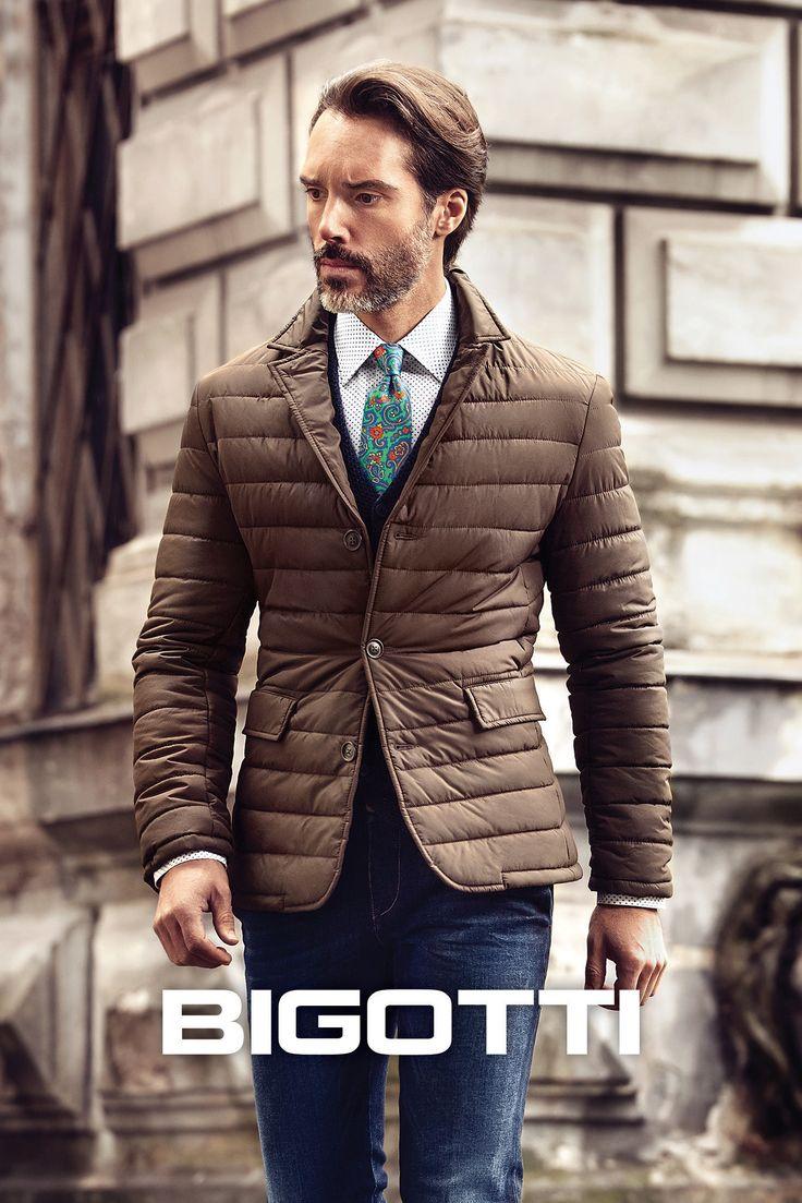 #Smart & #casual , #classic & #modern , #subtle & #sophisticated – #upgrade your #style www.bigotti.ro #Bigottiromania #moda #barbati #jachetematlasate #jeans #accesorii #camasi #mensfashion #menswear #mensclothing #quiltedblazer #accesories #fall