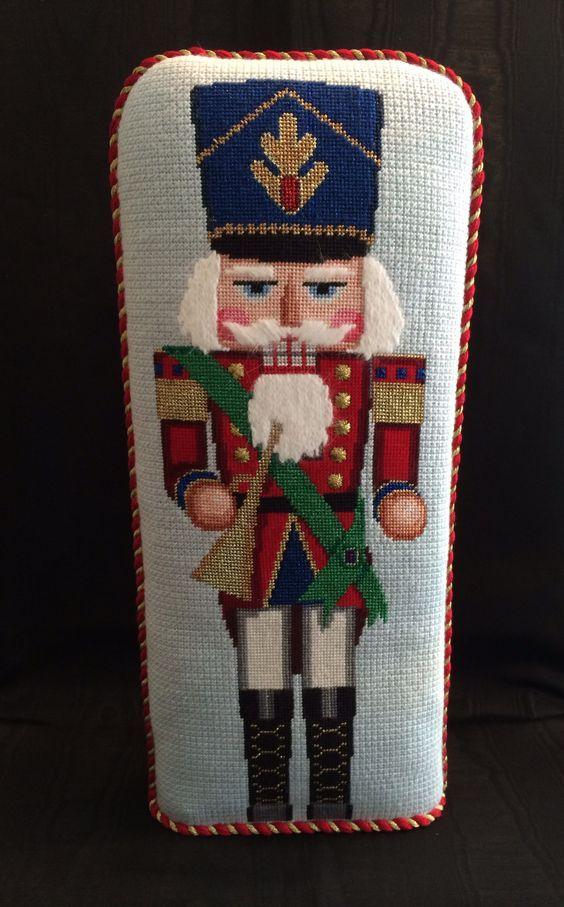 Needlepoint Christmas Stockings Patterns