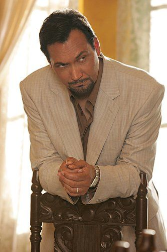 Jimmy Smits. Been a long time since NYPD Blue, but he's still hot!!!