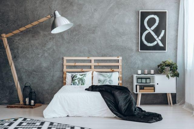 Schoner Wohnen In Beton Optik Stilpalast Schoner Wohnen Wohnen Haus Deko