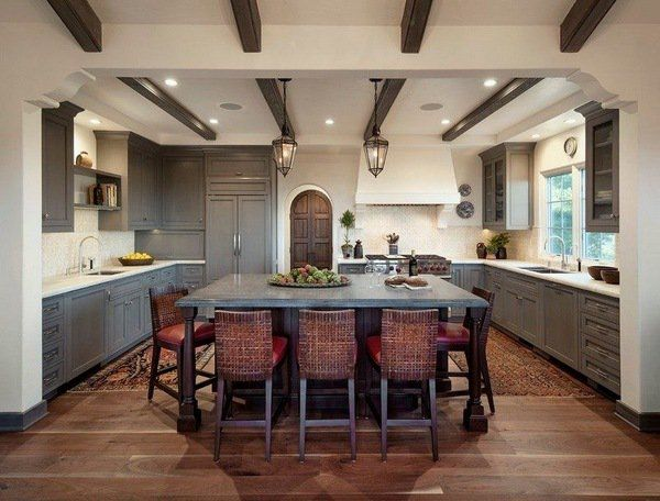 Best 25+ Mediterranean Kitchen Decor Ideas On Pinterest | Mediterranean  Kitchen Renovation, Mediterranean Kitchen Interiors And Mediterranean Style  Kitchen ...