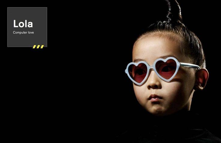 Sons + Daughters FUTURE INTELLIGENCE 2017 Kids Eyewear Children Design Prescription Sunglasses