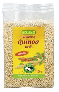 Bio-Produkt: Vollkorn Quinoa gepufft HIH - RAPUNZEL NATURKOST