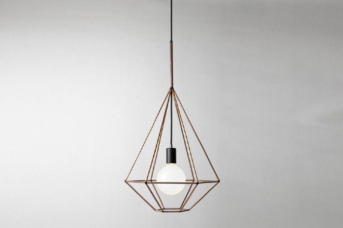 Rough Diamond Pendant - Ben-Tovim Design
