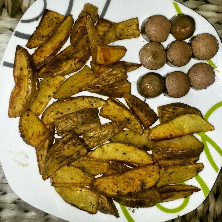 Patatas deluxe (o estilo kajun) caseras
